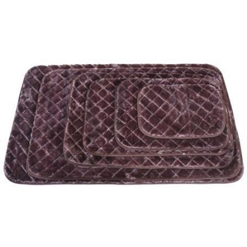 Bono Fido Ezy Sleeper Chocolate Mat 36 | Positive Dog Products | Adelaide