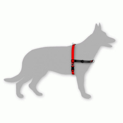 Black Dog Balance Harness - Small | Positive Dog Products | Adelaide