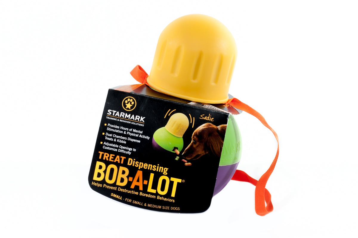 Bob-a-Lot Small | Positive Dog Products | Adelaide