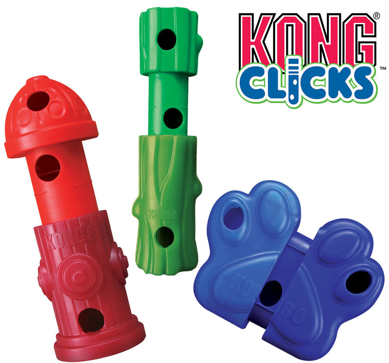 KONG Clicks Hydrant Med/Lge | Positive Dog Products | Adelaide