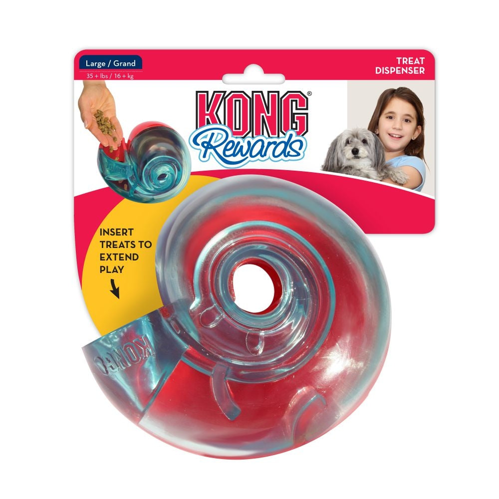 KONG Rewards Shell Large | Positive Dog Products | Adelaide