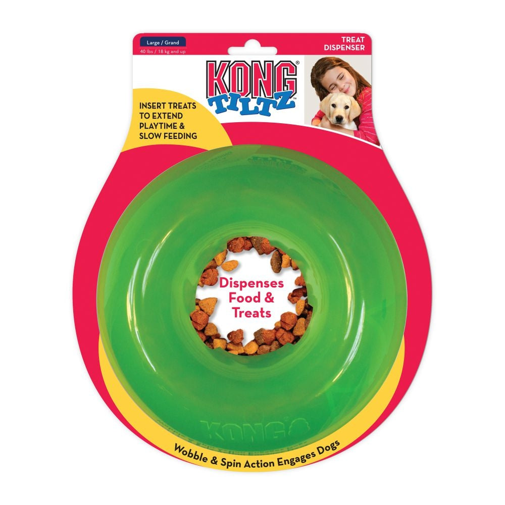 KONG Tiltz Large - Positive Dog Products
