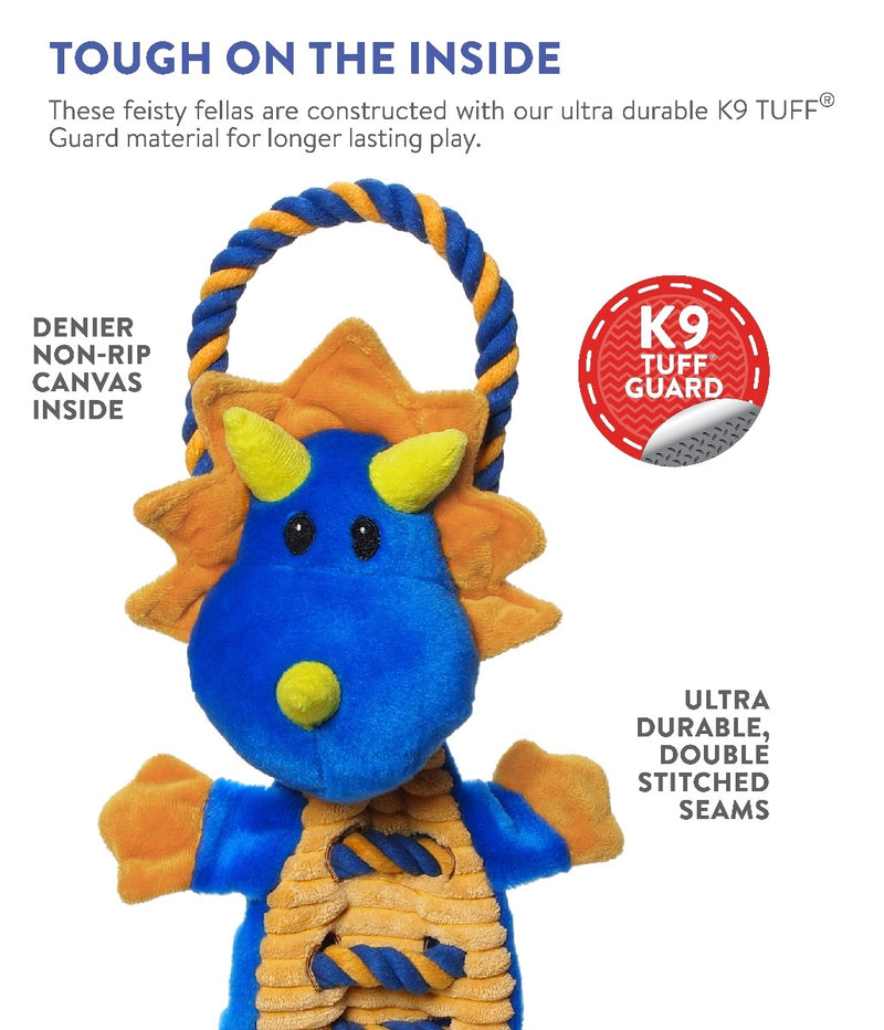Ropes-a-Go Go Jungle Dragon | Positive Dog Products | Adelaide