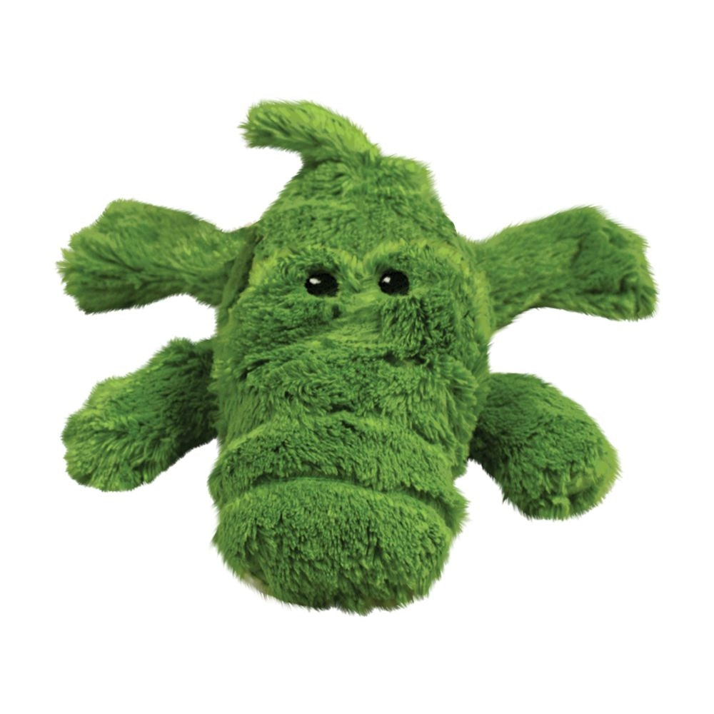 KONG Cozie Ali Alligator Small | Positive Dog Products | Adelaide