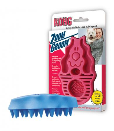 KONG Zoom Groom | Positive Dog Products | Adelaide
