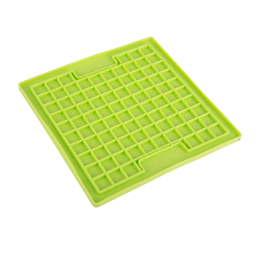 Lickimat Playdate Green | Positive Dog Products | Adelaide