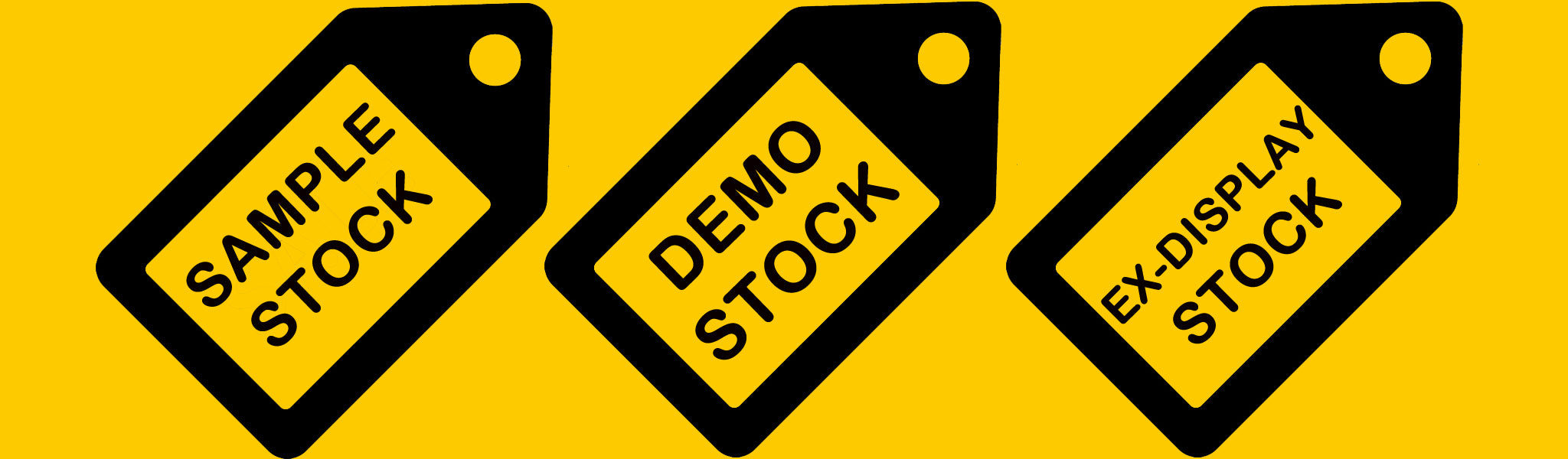 Demo, Sample, Ex-Display Save heaps
