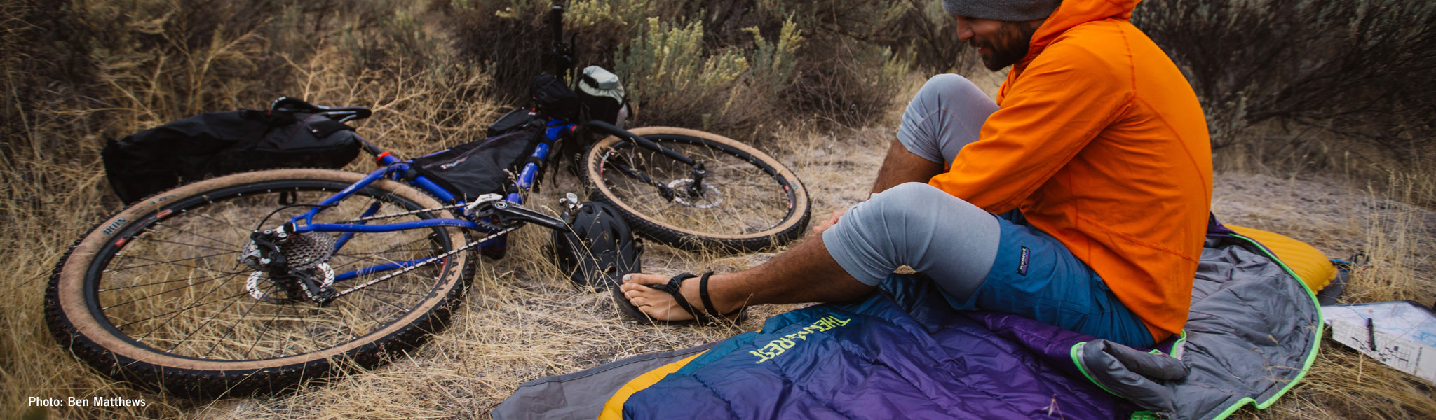 Therm-a-Rest Synthetic Sleeping BAgs