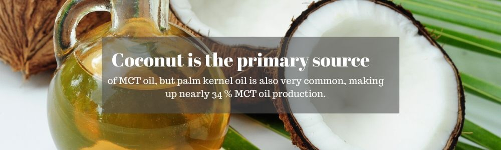 what are the sources of MCT oil ?