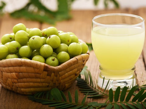 amla juice health benefits