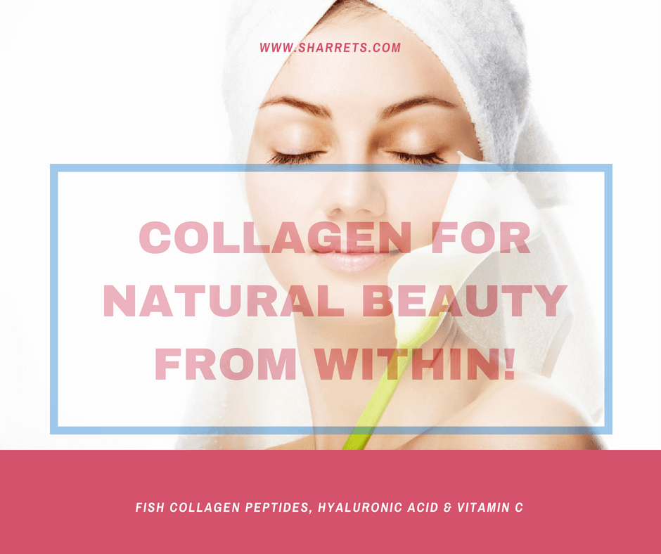 fish collagen for beauty from inside out