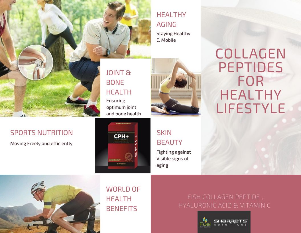 collagen peptides for healthy living