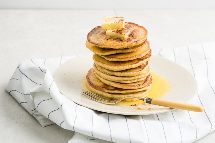High fat low carb Pancakes.