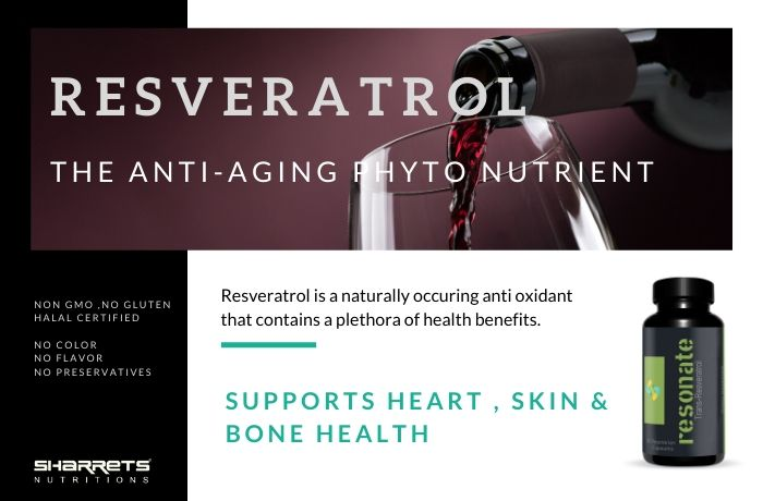 resveratrol supplements -Sharrets Nutritions