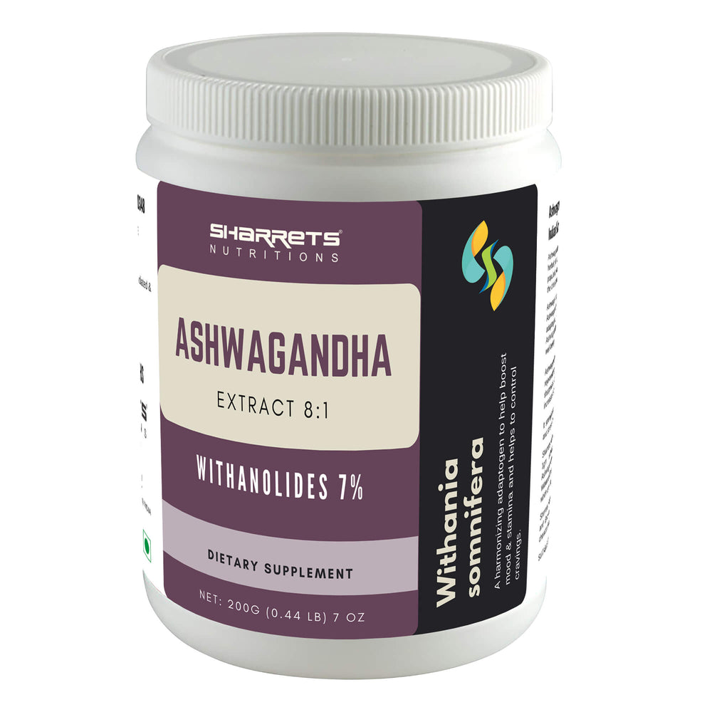 Ashwagandha extract powder - Sharrets Nutritions
