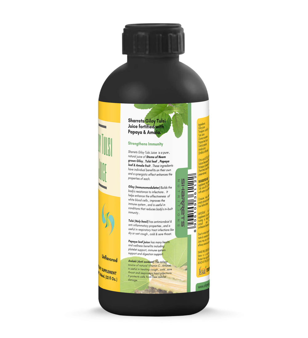 giloy tulsi juice online india- Sharrets Nutritions