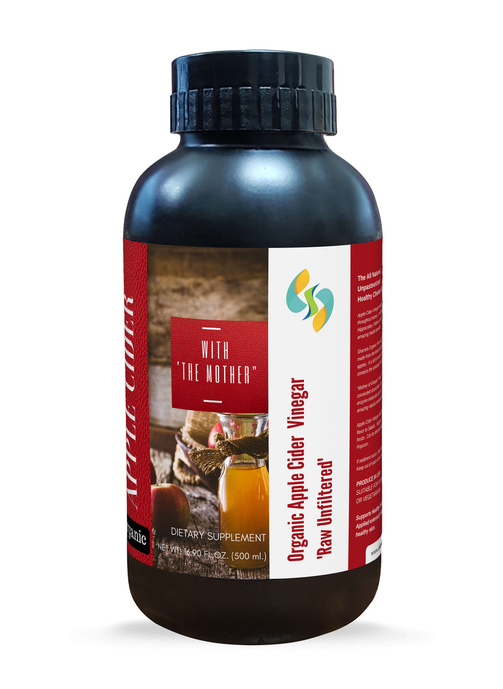 apple cider vinegar supplement- Sharrets Nutritions