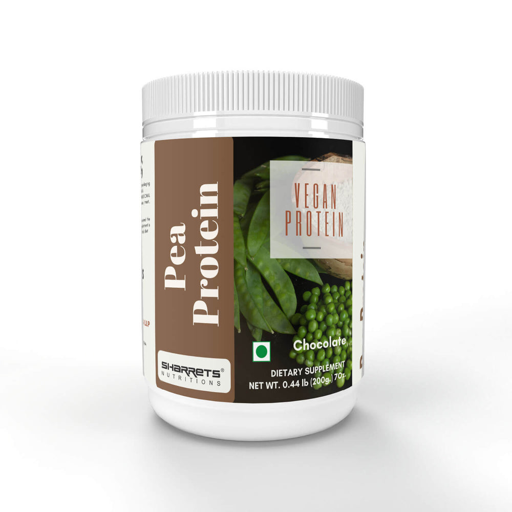 Pea protein isolate 80 - Sharrets Nutritions