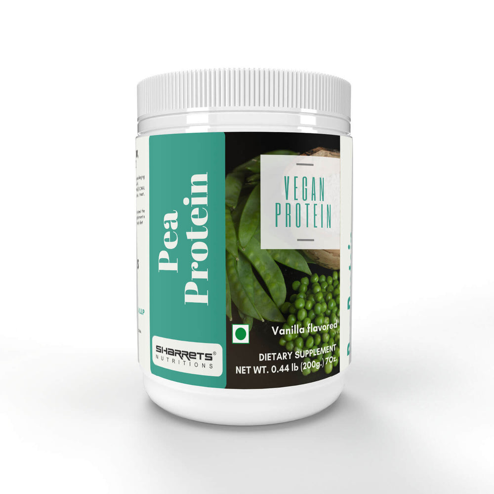 vegan protein - Sharrets Nutritions