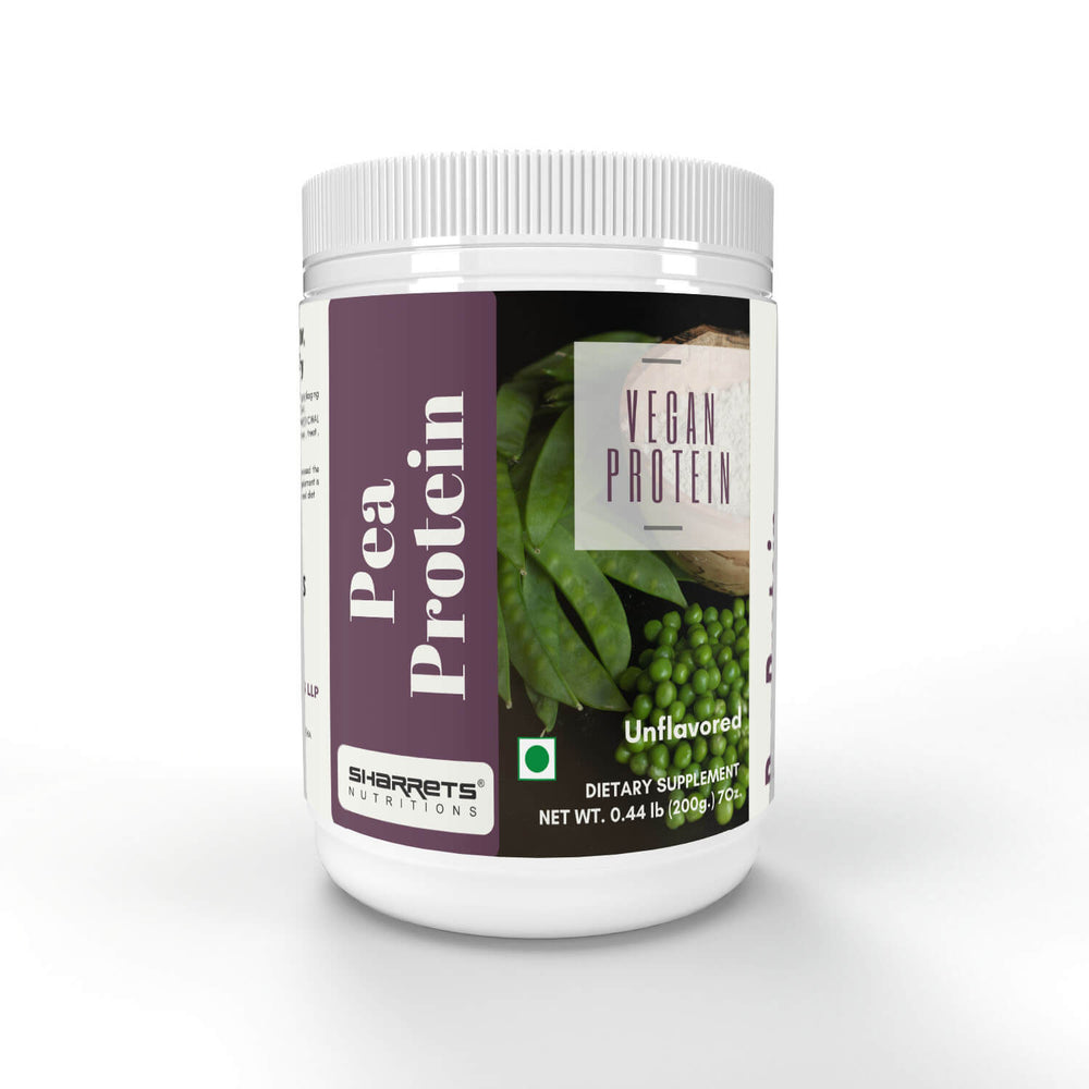 Plant based vegan protein - Sharrets Nutritions