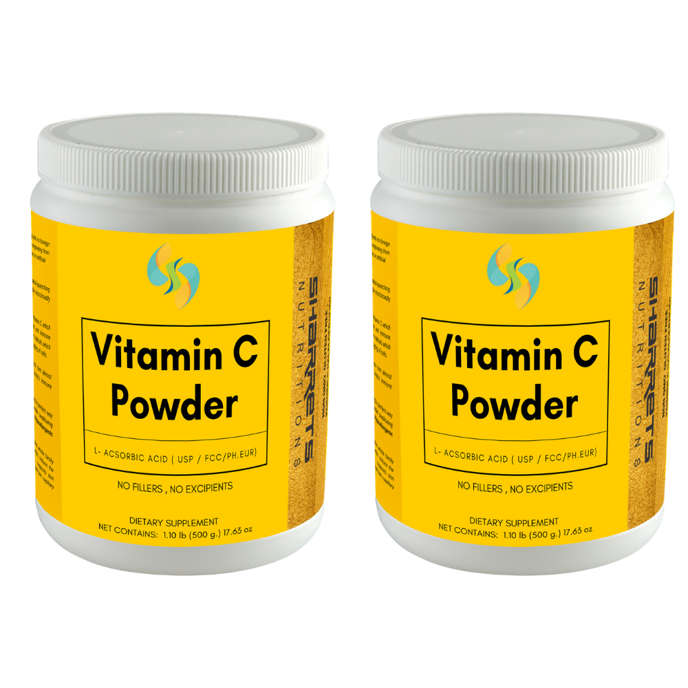 vitamin c tablets for skin - Sharrets Nutritions