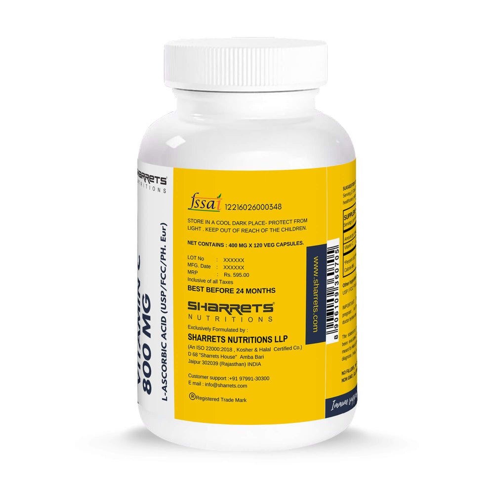 best supplements for immunity - Sharrets Nutritions