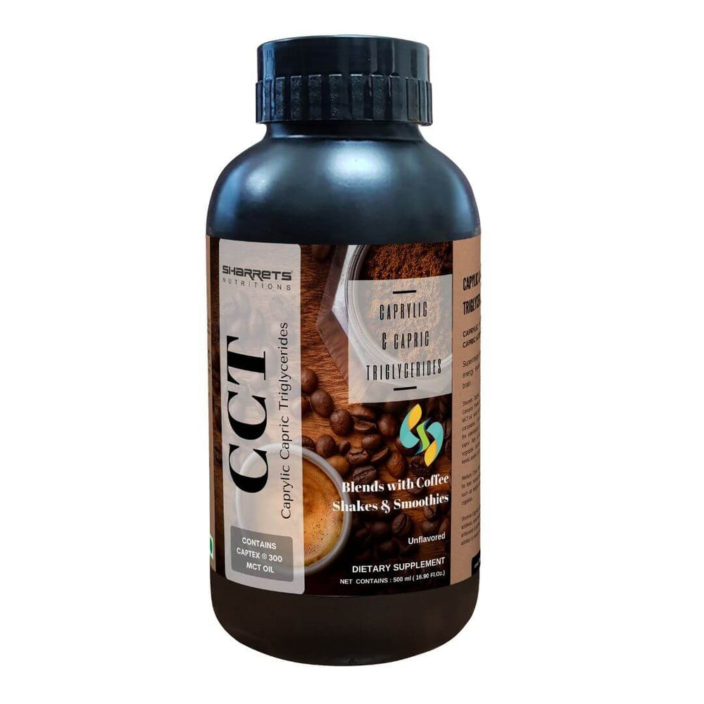 best c8 c10 mct oil - Sharrets Nutritions