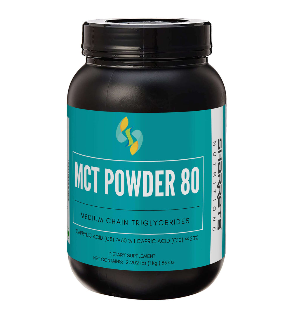 mct oil powder - Sharrets Nutritions LLP