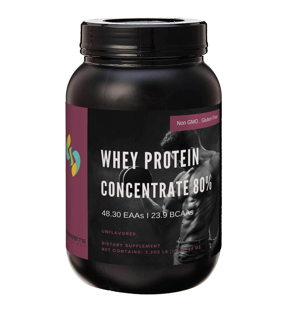 Whey Protein Concentrate WPC 80 - Sharrets Nutritions LLP , India
