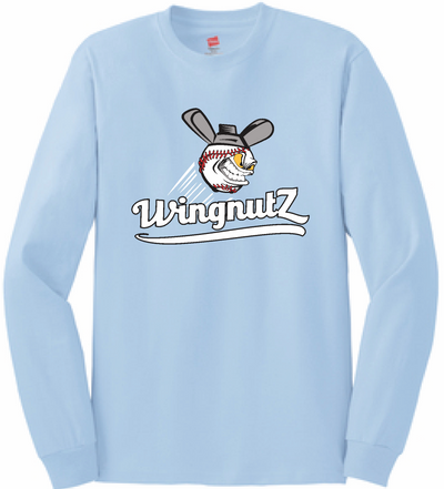 Wingnutz Long Sleeve Tee