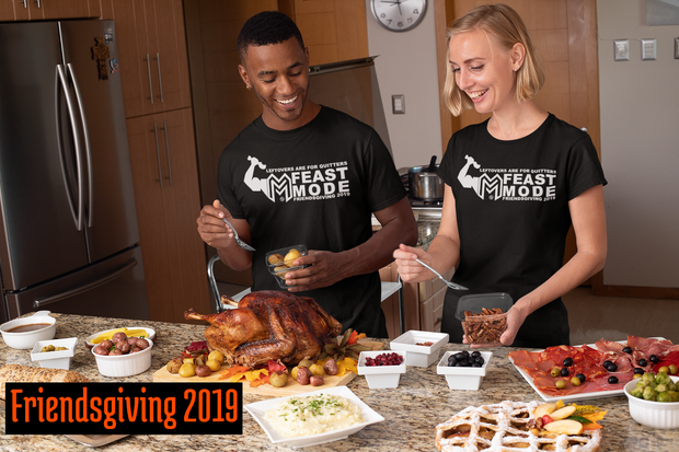 Friendsgiving 2019 Official Tshirt Pre-Order