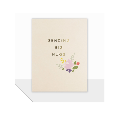 Laura Darrington Mini Card Big Hugs