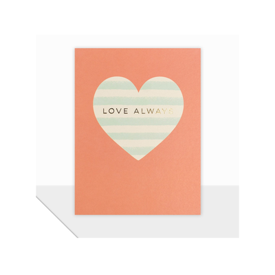 Laura Darrington Mini Card Love Always