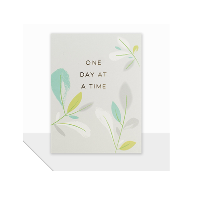 Laura Darrington Mini Card One Day At A Time