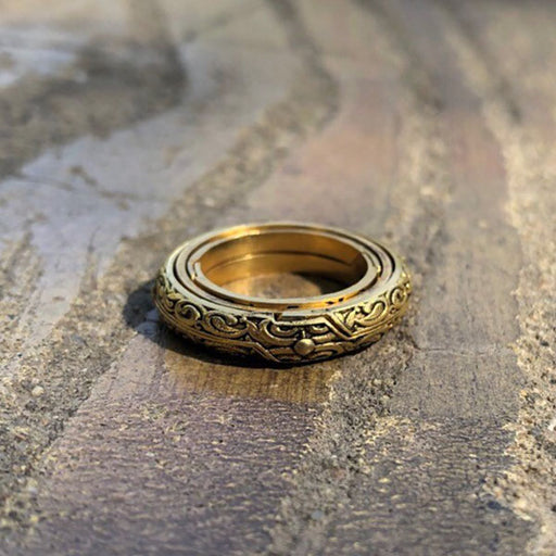 16th Century Vintage Germany Astronomical Ring