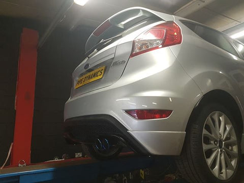 MK7 & MK7.5 Fiesta 1.0 Ecoboost with ST Diffuser