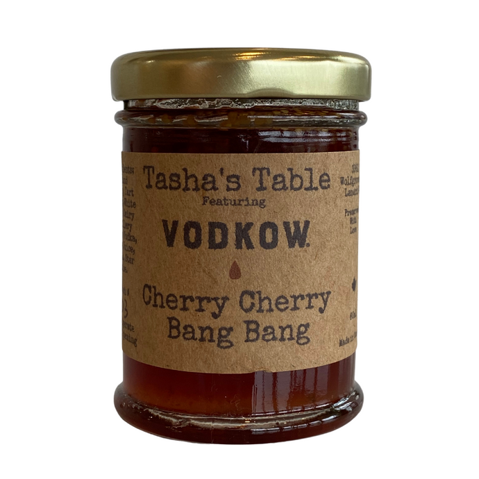 Tasha's Table Vodkow Jams