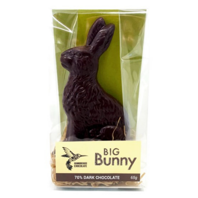 Big Bunny - 70% Dark Chocolate