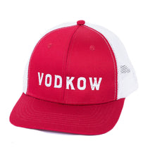Load image into Gallery viewer, Trucker Cap: VODKOW