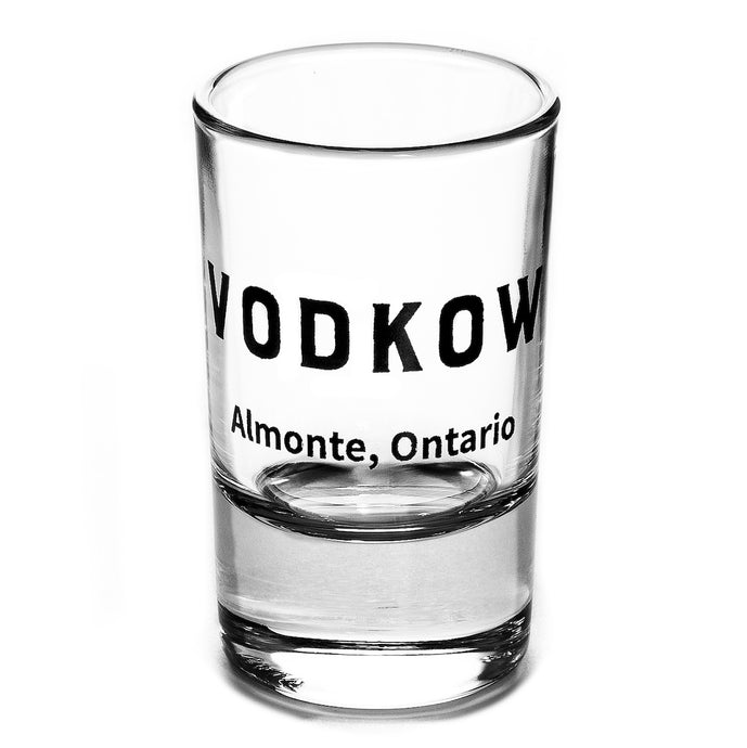 Vodkow Shot Glass