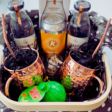 Load image into Gallery viewer, Moskow Mule Gift Basket