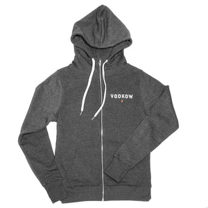 VODKOW Full-Zip Hooded Sweatshirt (Men)