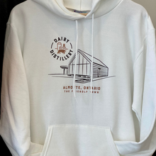 Load image into Gallery viewer, Hoodie White (Unisex)