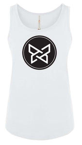 Ladies Tank, White