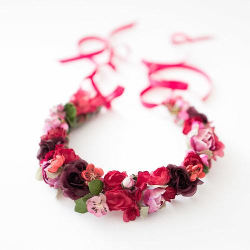 Flowercrown Vickys Berry