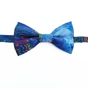 COSMIC PAISLEY LIMITED EDITION BOW TIE