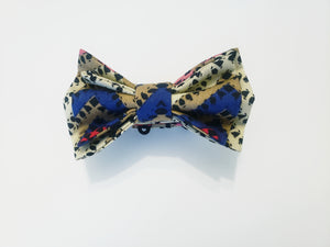 ALEXANDER MULTI-COLORED DOUBLE BOW TIE