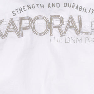 Kaporal  Extra White Button Down Dress Shirt