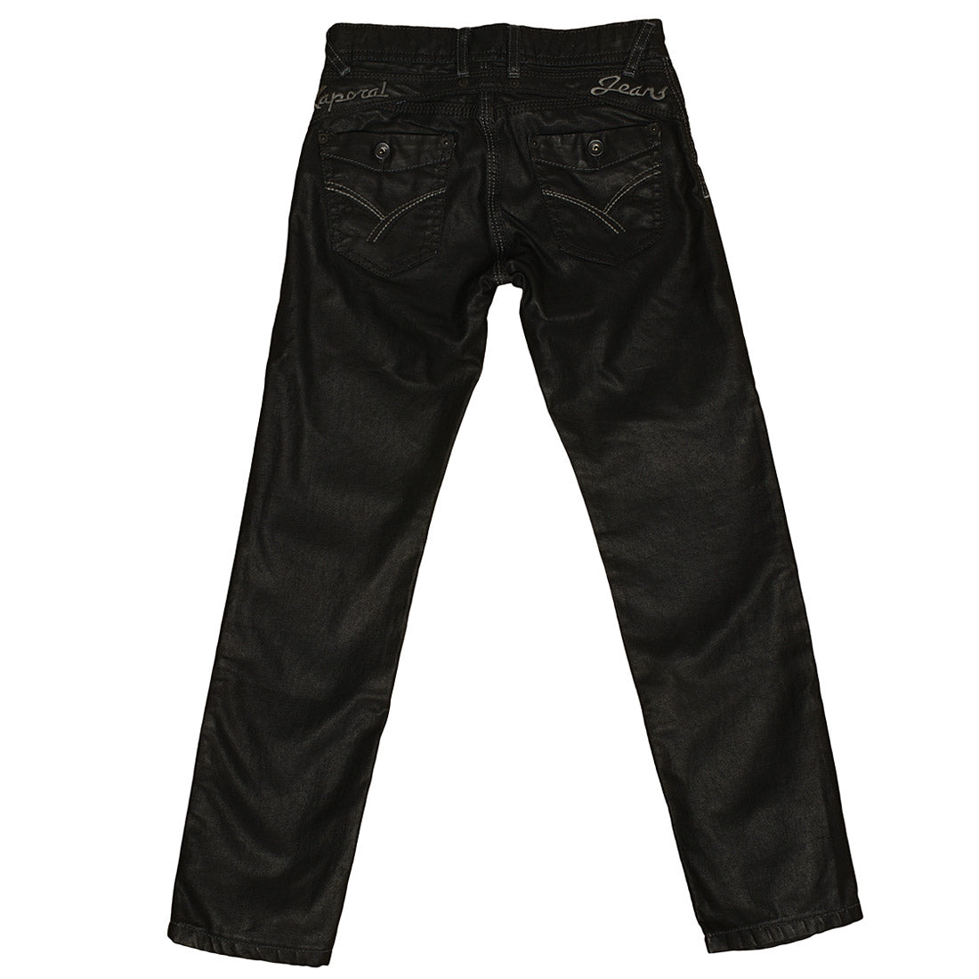 Kaporal Boys - Straight Fit Black Jeans