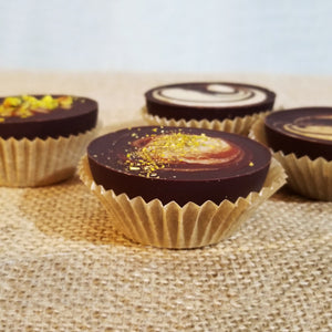 Cobb's Chilled Chocolate Cups | In Liners